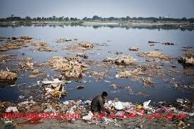 عوارض ناشي از مصرف آب آلوده